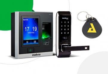Controle de Acesso e Biometria